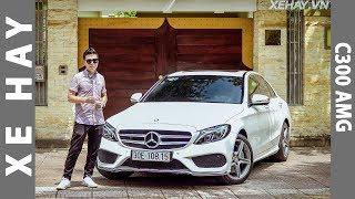 Đánh giá chi tiết xe Mercedes C300 AMG  XEHAY.VN 