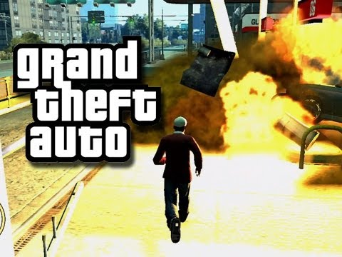 GTA Funny Moments and Stuff 36! (I Can't Wait for GTA 5!)