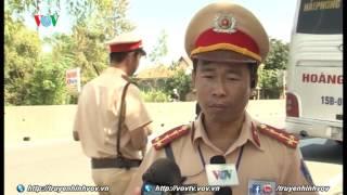 Quảng Nam: Xử lý xe khách vi phạm