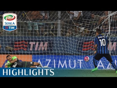 [Carpi - Inter 1-2 - Highlights - Giornata 2 - Serie A TIM 20...] Video