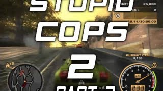 Need for Speed: Most Wanted - Stupid Cops 2 (Part 2/3) [AudioSwap due to copyright claim]
