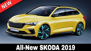 8 New Skoda Cars that Set Higher Quality Standards for Affordable Cars in 2019