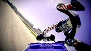 motogp.com crash reel: Highsides