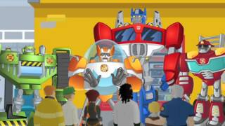 Transformers Rescue Bots Dinobots You Don