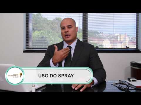 Grupo De Andrologia - Uso do Spray