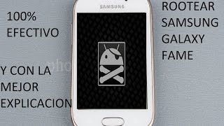 COMO ROOTEAR SAMSUNG GALAXY FAME GT-S6810M (M,L,P) 2014