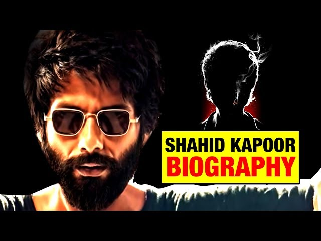 Kabir Singh के Actor ▶ Shahid Kapoor की कहानी | Biography | Bollywood | Untold Story thumbnail