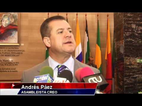 Asambleístas con criterios divididos en torno a visita de la OIT