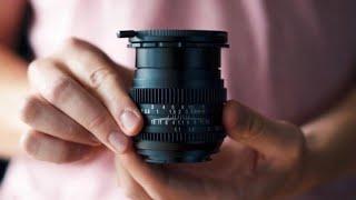 SLR Magic 50mm f/1.1 Cinema Lens Review