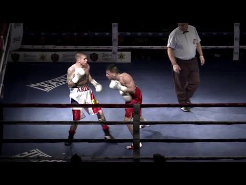 Debut en Boxeo Profesional de