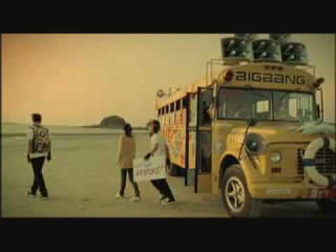BigBang - Red Sky(Remake=LEE Moon Sae).avi