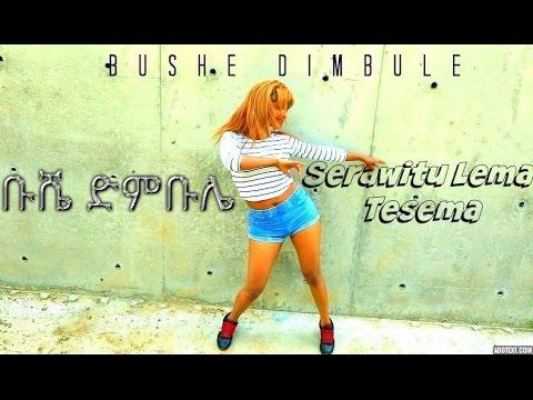 Serawitu Lema Tesema - Bushe Dimbule  ቡሼ ድምቡሌ - New Ethiopian Music 2016 (Official Video)