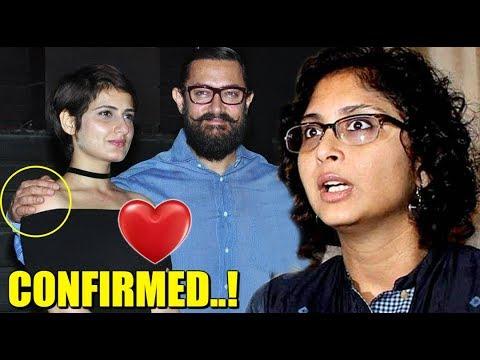 CONFIRMED: Aamir Khan AFFAIR With Fatima Sana Shaikh | Thugs of Hindostan thumbnail