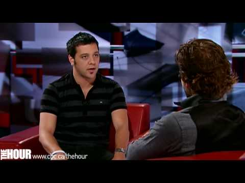 Bradley Cooper on The Hour with George Stroumboulopoulos Video