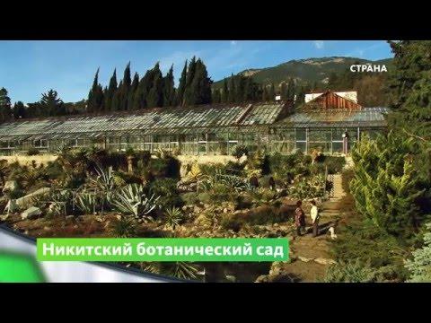 Никитский ботанический сад  | Природа | Телеканал Страна