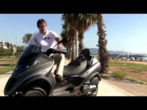 Motosx1000: Test Piaggio MP3 500 LT