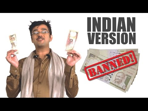 PPAP - Demonetization - No Change Song (Indian Version)