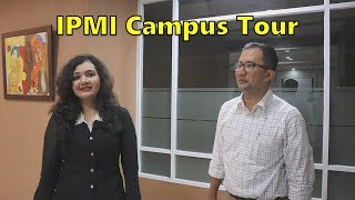 IPMI Business School Campus Tour - New Modern Building