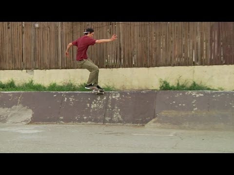 "Trevor Morgan's ""Diddle It"" Part"