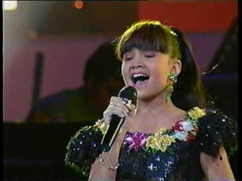 TATA YOUNG - ONE NIGHT ONLY (Thailand Junior Singing Contest 1992)