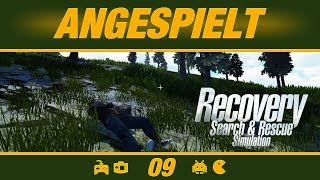 ANGESPIELT - Search and Rescue Team