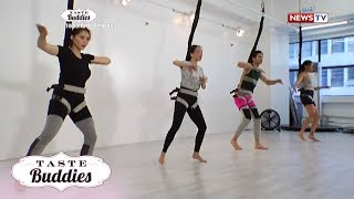 Taste Buddies: Fly high with the Bungee Workout