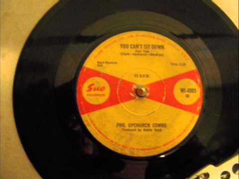 PHIL UPCHURCH COMBO - YOU CAN'T SIT DOWN