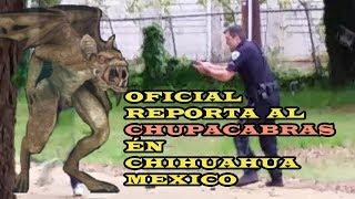 VUELVE EL CHUPACABRAS CON ALAS UN OFICIAL DE POLICIA LO CONFIRMA Investigador Stalin Valle