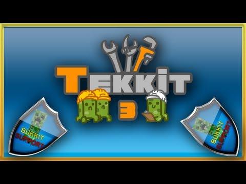 Minecraft Tekkit Server Erstellen  by Bukkitsupport [GER] [HD]