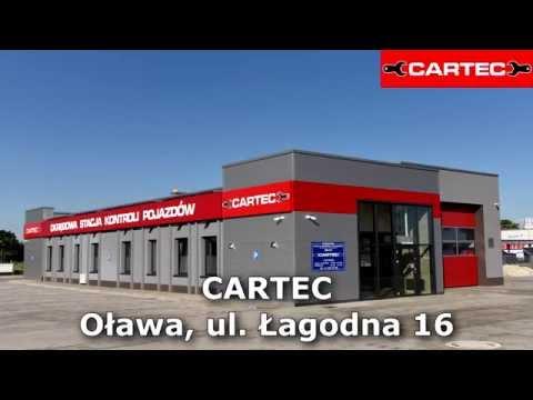 Stacja kontroli pojazdów Cartec - promo video