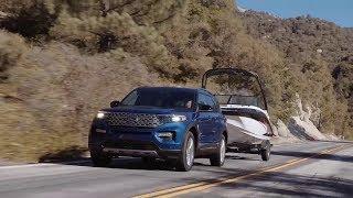 Así es el Ford Explorer 2020 | CAR AND DRIVER