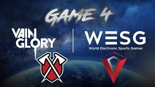 TRIBE vs VISION GAMING - Game 4 | WESG USA Qualifiers Finals