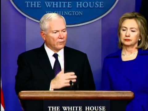 Secretary Clinton Briefs the Press on Afghanistan-Pakistan Annual Review
