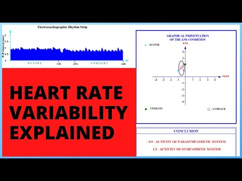 Heart Rate Variability Explained