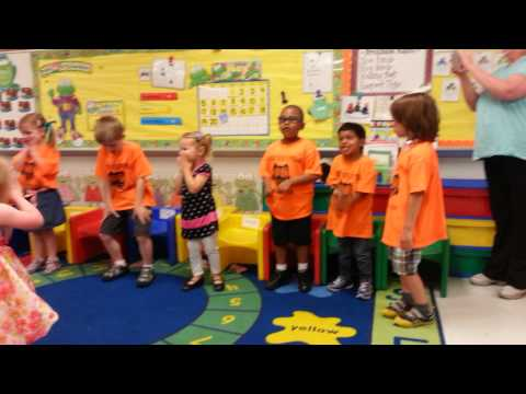 Braden graduates from preschool clip 2