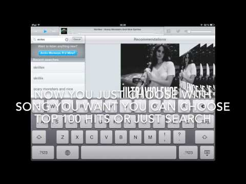 How to get free music to you music library ios 7