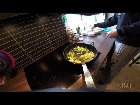 Youporn foodporn hot salad!