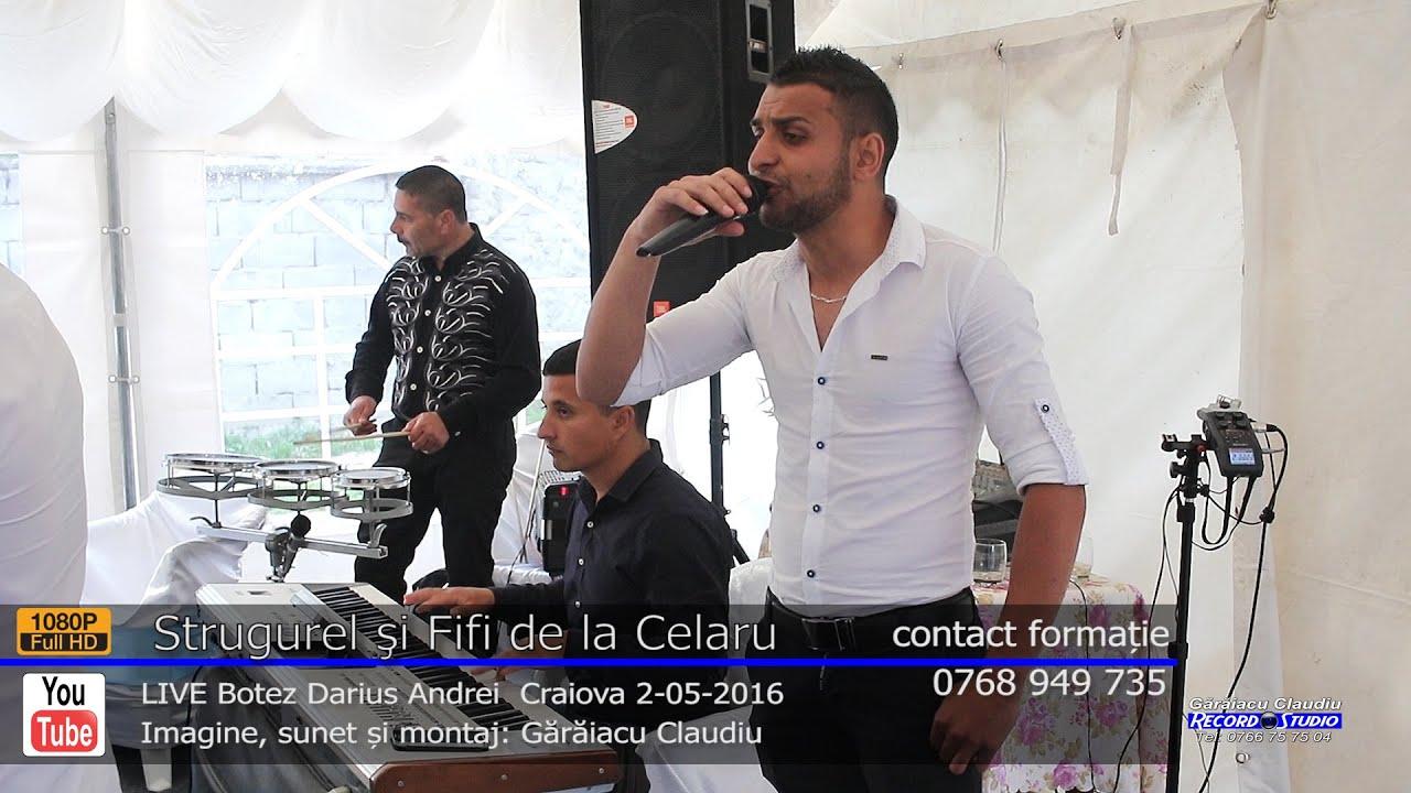 Botez Darius Andrei | Craiova 2-05-2016 | Strugurel si Fifi de la Celaru LIVE Colaj SARBA part.1