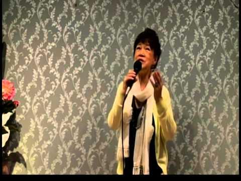 【童神~ヤマトクチ/夏川 りみ】 清枝 歌唱