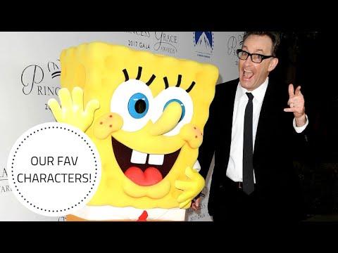 More Spongebob voice actors - Spongebob Squarepants video ...
