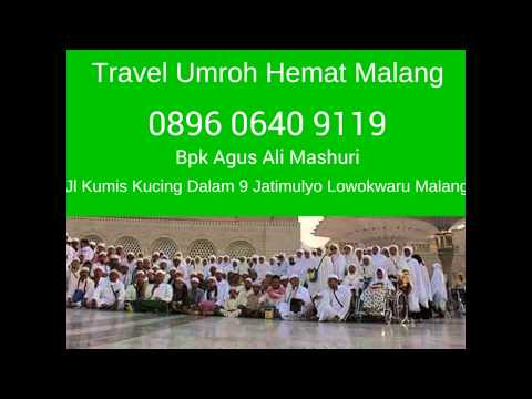 Video travel umroh haji di malang