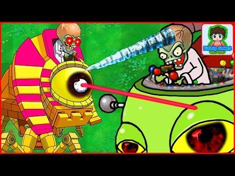Игра Зомби против Растений от Фаника Plants vs zombies 51