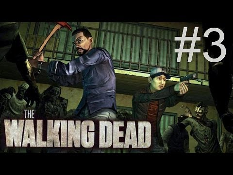 SOMOS UNOS ASESINOS D: | The Walking Dead | Parte 3