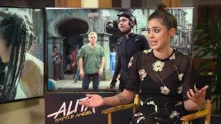 Rosa Salazar Interview - Alita: Battle Angel