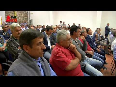 COLDIRETTI PUGLIA PARLA DI AGROMAFIA ED ILLEGALITA' DALLA FIERA DEL LEVANTE
