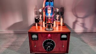 Tesla Coil Wireless Energy and Resonance Demonstration