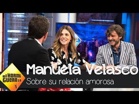 Una sincera Manuela Velasco desvela cómo vivió su terapia de pareja - El Hormiguero 3.0