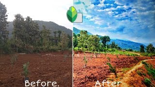 snapseed photo Editing in 2019// retouching snapseed amazing photo editing