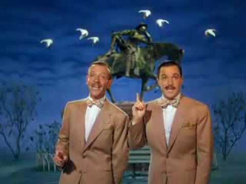 Fred Astaire and  Gene Kelly  The Babbitt and the Bromide