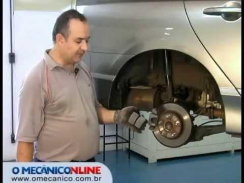 Manutenção dos freios do Honda Civic